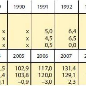 Budżety samorządów w latach 1991-2013