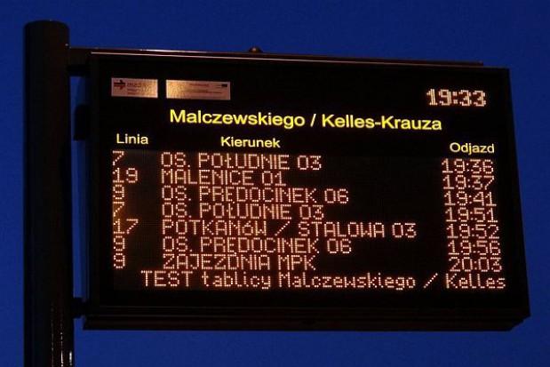 Radom wprowadza System Dynamicznej Informacji Pasażerskiej