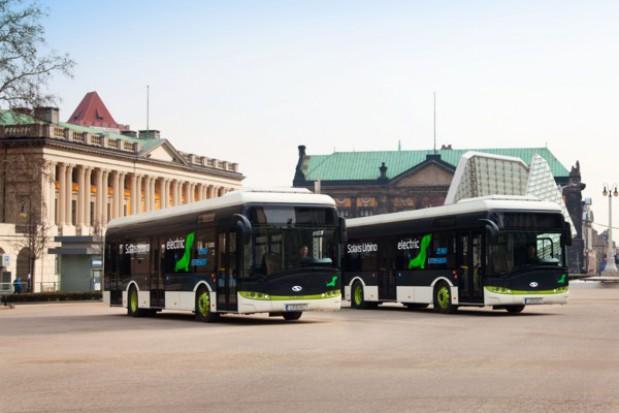 Autobusy elektryczne dla stolicy jednak dostarczy Solaris