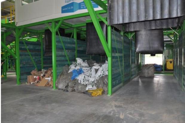Składowisko odpadów w Grudziądzu po modernizacji