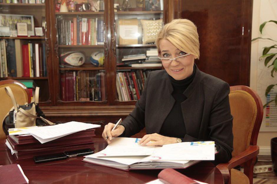Radni PiS chcą obniżyć wynagrodzenie prezydent Łodzi