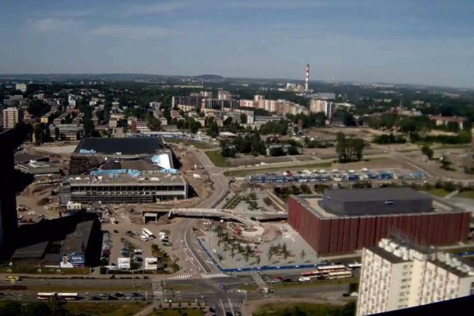 Katowicki samorząd przygotowuje przedłużenie ulicy Dobrowolskiego