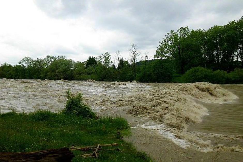 Małopolska traci wieloletni program przeciwpowodziowy
