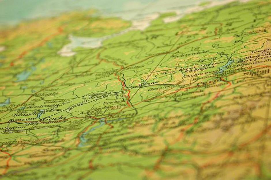 Nowelizacja ustawy Prawo geodezyjne i kartograficzne do prezydenta