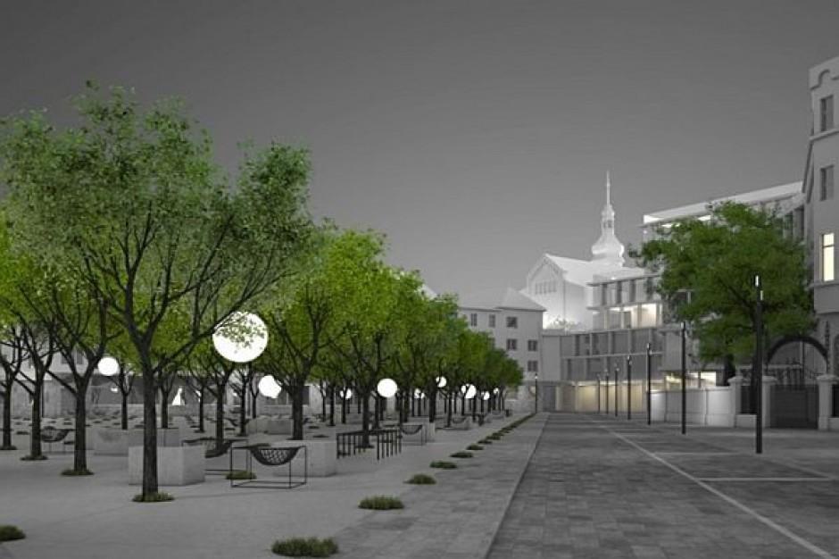 Będzie drugi przetarg na przebudowę Małego Rynku w Opolu