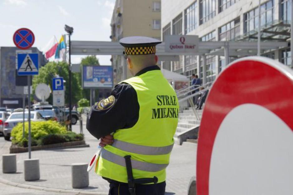 Jak straż miejska ma przechowywać środki przymusu bezpośredniego