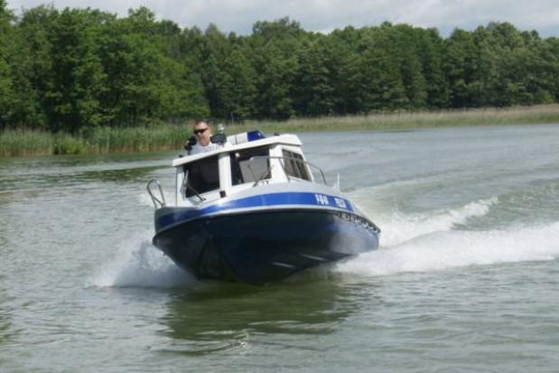 Suwalscy policjanci zaczęli sezon na wodach
