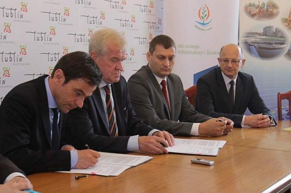 Miliony na modernizację wodociągów i kanalizacji w Lublinie