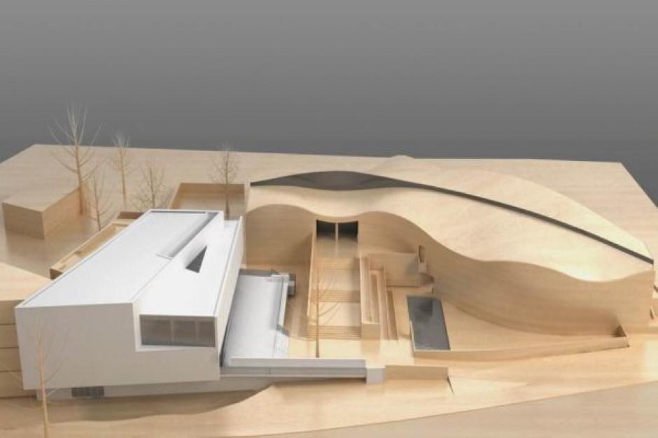 Rusza budowa Galerii Europa - Daleki Wschód w Krakowie