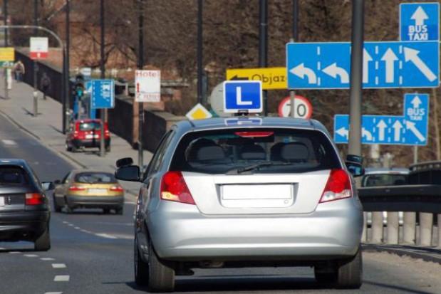 Trudniej będzie zdobyć prawo jazdy