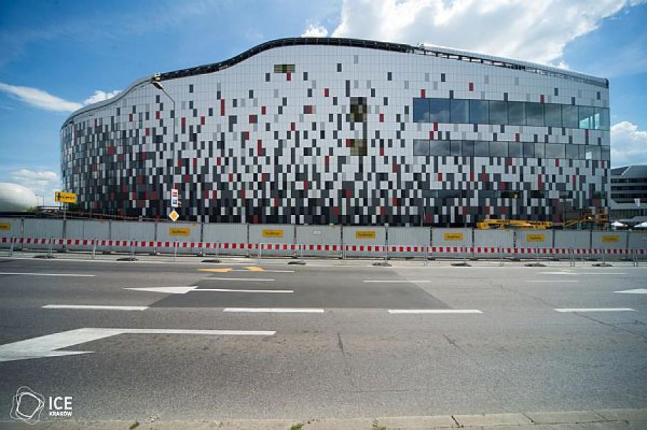 Centrum Kongresowe w Krakowie na finiszu