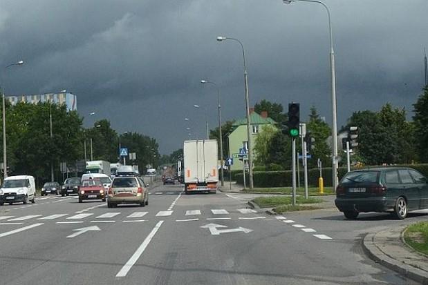 Dzięki trasie rowerowej przebudują skrzyżowania