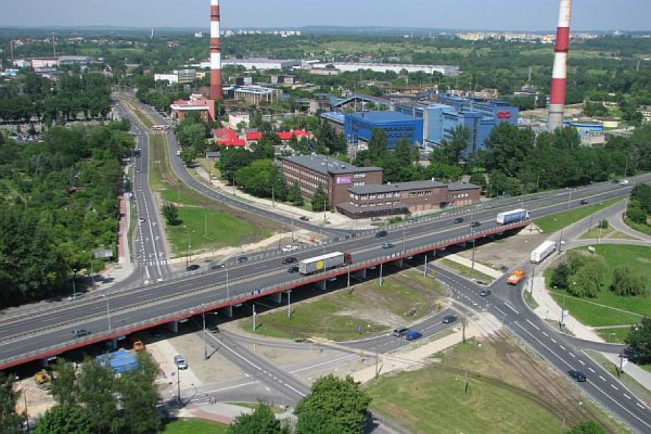 Zakończyła się rozbudowa ul. Będzińskiej w Sosnowcu