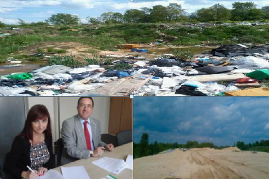 Rusza rekultywacja dolnośląskich składowisk odpadów