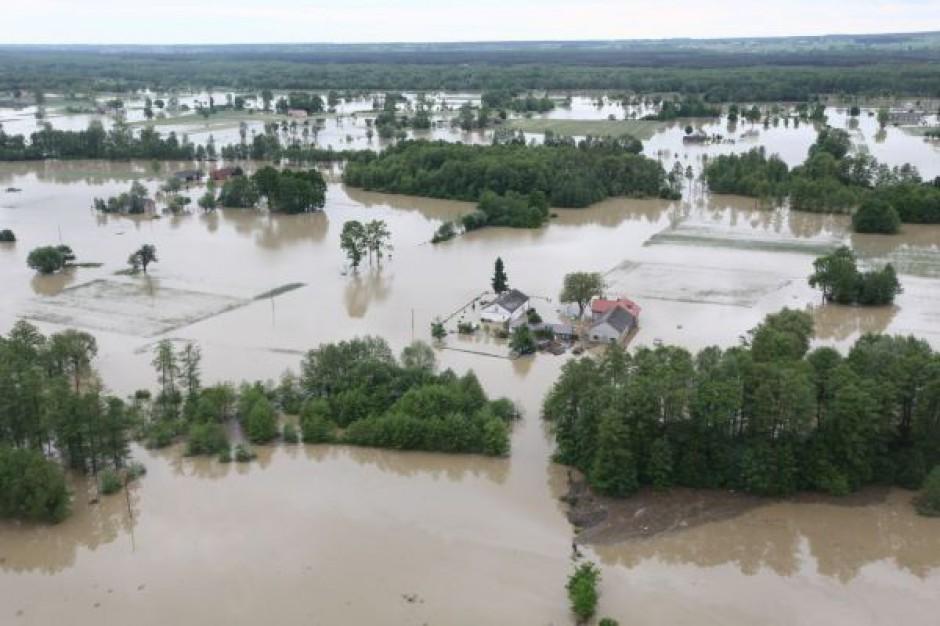 Znaleźli sposób na powódź