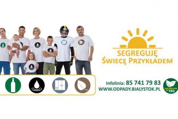 Zmieni się sposób segregowania odpadów komunalnych w Białymstoku