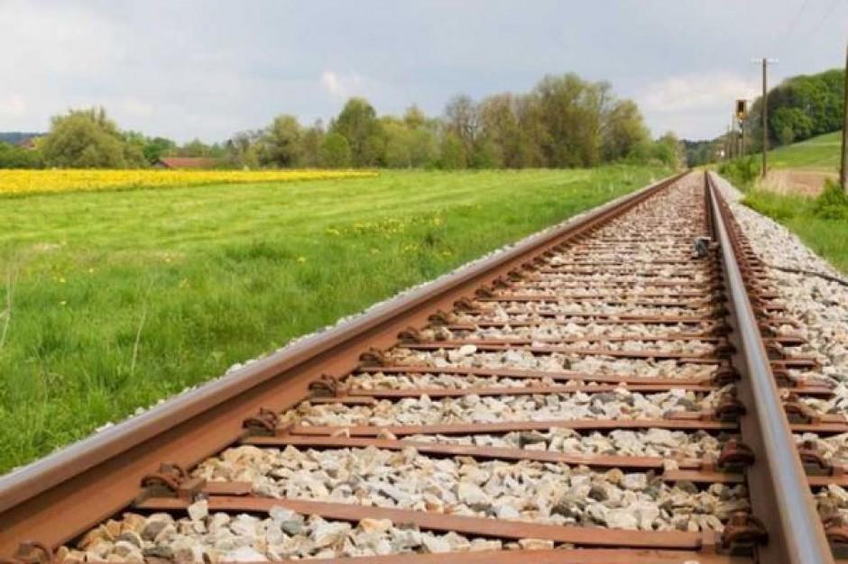 Rząd chce ułatwień dla inwestycji kolejowych