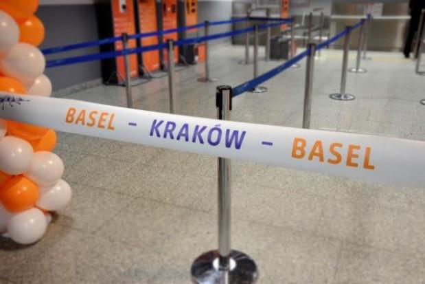 Rekordowe pierwsze półrocze krakowskiego lotniska