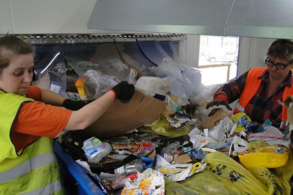 Wspólne gospodarowanie odpadami daje doskonałe efekty
