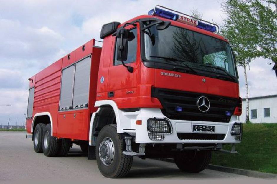 Bytom: miasto pozyskało grunt pod nową siedzibę strażaków