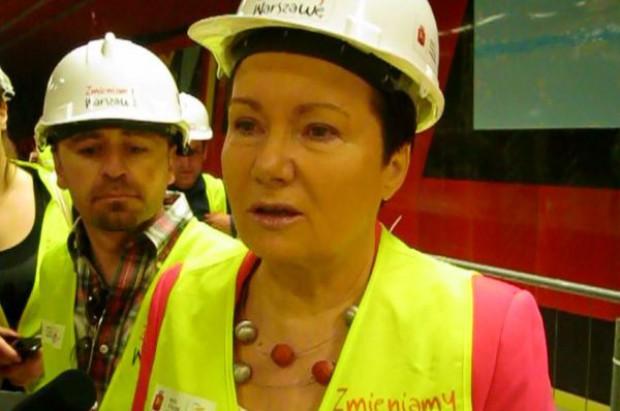 Koszt budowy metra wzrósł o ćwierć miliarda złotych