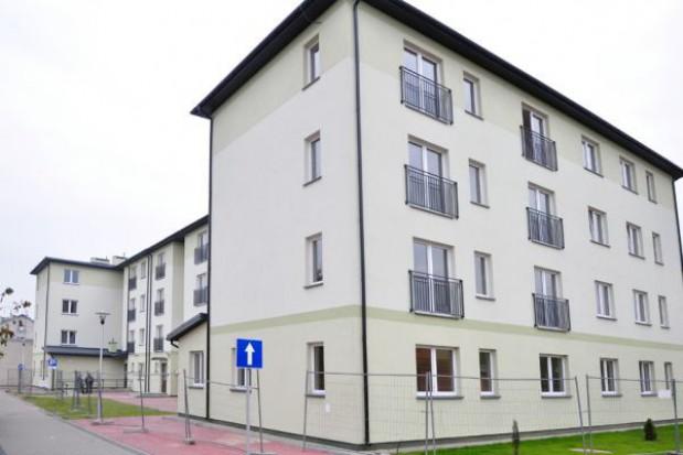 Nowe mieszkania komunalne w Siedlcach