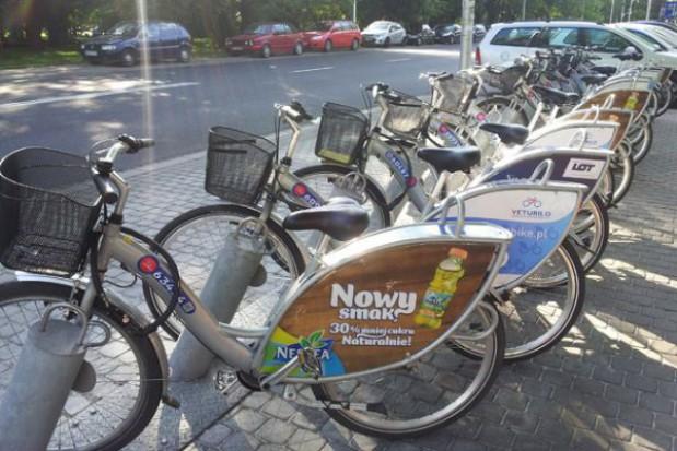 Miejskie rowery w Szczecinie, ale nie we wszystkich dzielnicach