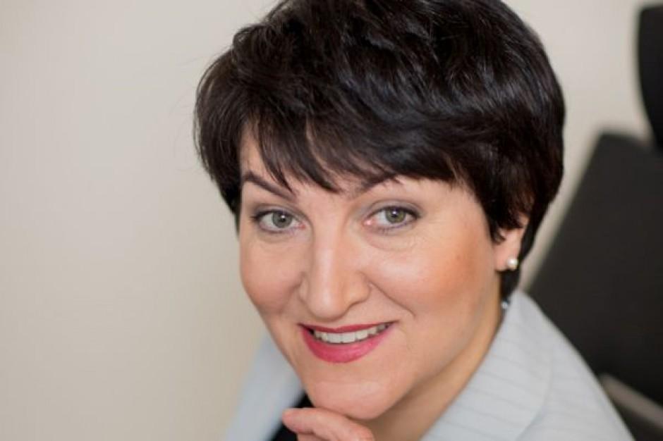Marszałek lubuskiego Elżbieta Polak polemizuje z prezydentem Nowej Soli