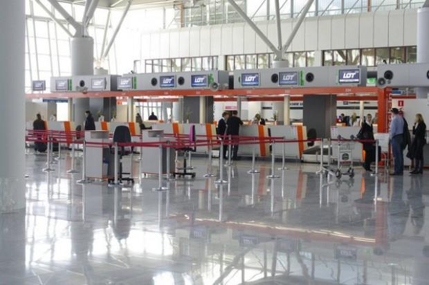 Na Lotnisku Chopina w czerwcu prawie tylu pasażerów, co przed rokiem