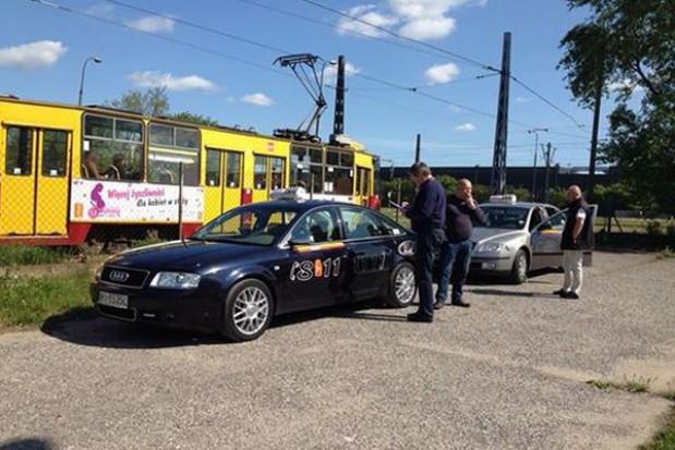 Zmiany w oznakowaniu warszawskich taksówek