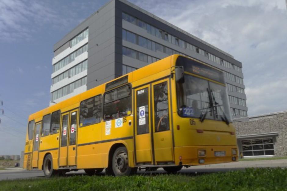 Mniejsze miasta tracą pasażerów komunikacji