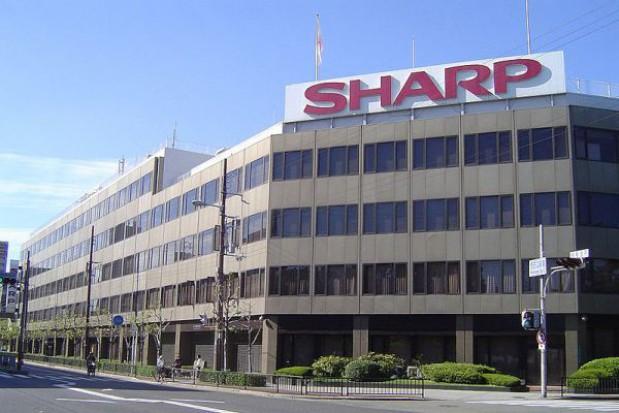 Sharp chce sprzedać fabrykę telewizorów w Polsce