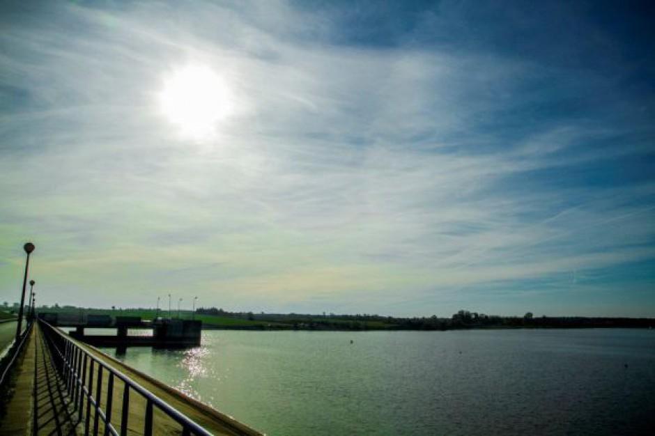Na Mazowszu powstaje nowy zbiornik przeciwpowodziowy