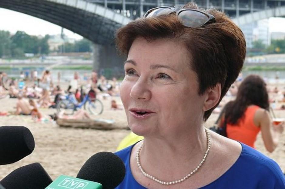 Warszawa wyda miliony na inwestycje nad Wisłą