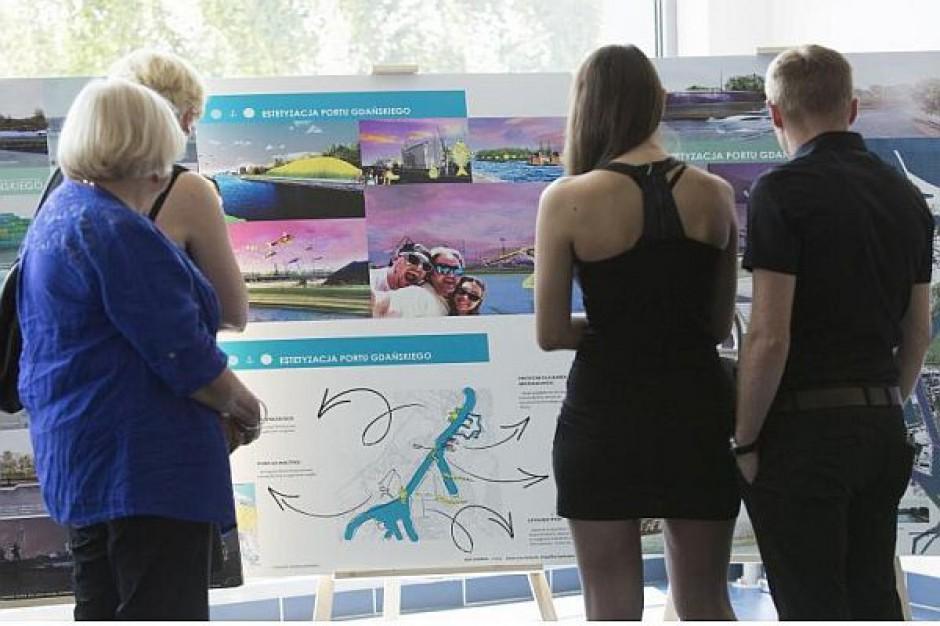 Gdański port wypięknieje dzięki studenckim projektom
