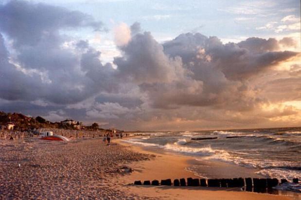 Turyści najchętniej wybierają Bałtyk i Morze Śródziemne