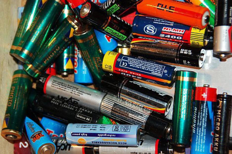 Sejm zajmie się nowelą ustawy o bateriach i akumulatorach