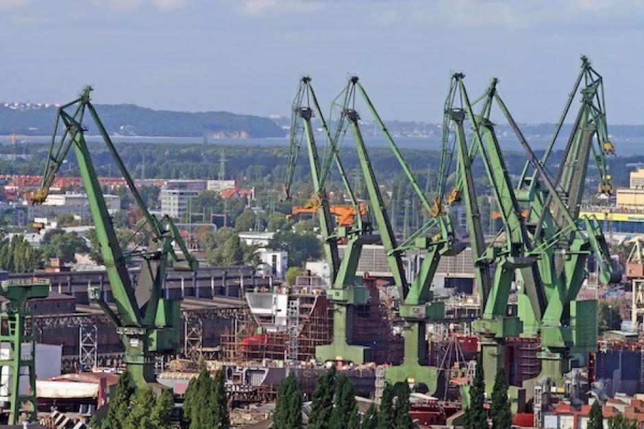 Władze Gdańska pozwolą nawyburzenie wszystkiego naterenie byłej stoczni?