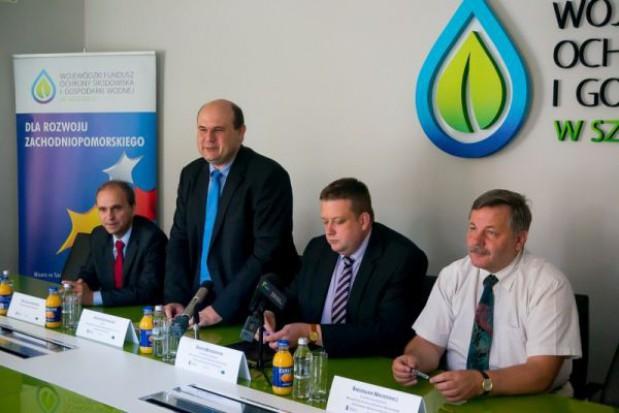 Nowa kanalizacja w Kamieniu Pomorskim za sprawą Programu Infrastruktura i Środowisko