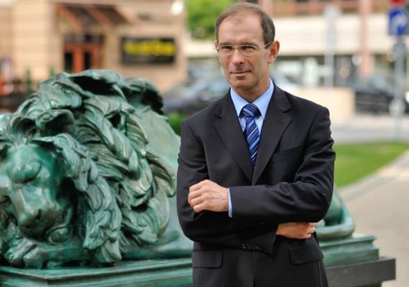 Zygmunt Frankiewicz - prezydent miasta Gliwice po wyborach samorządowych 2014