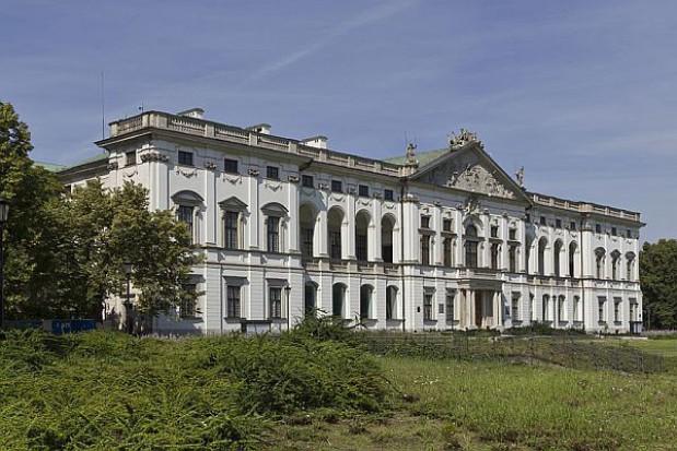 Pałac Krasińskich zostanie wyremontowany