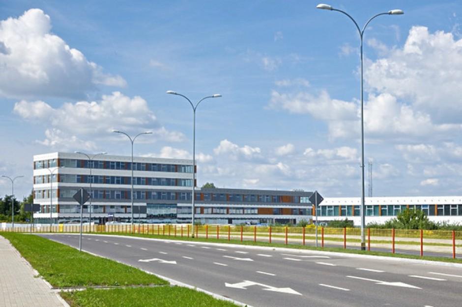 Firmy mogą się już wprowadzać do parku naukowego w Białymstoku