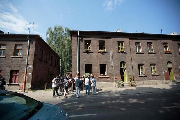 Na osiedlu przyfabrycznym w Łodzi otworzą pracownie artystyczne