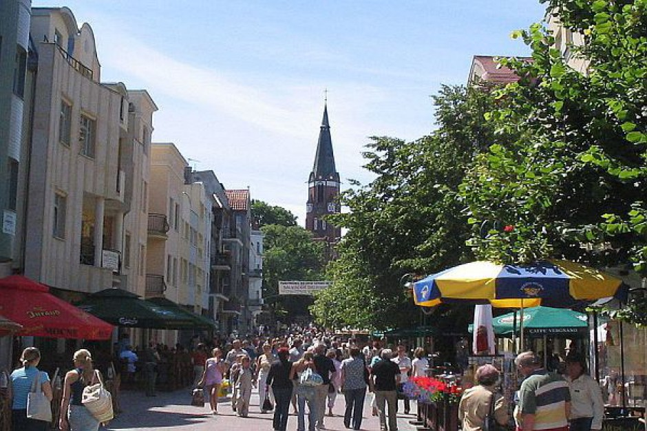 Więcej strażników miejskich będzie kontrolowało deptak w Sopocie