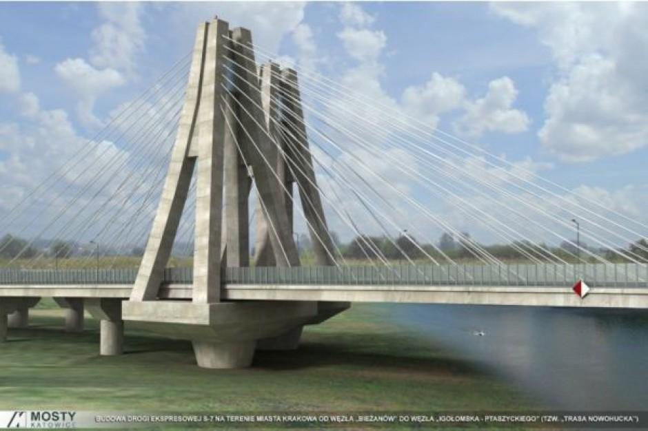 Jest umowa na budowę wschodniej obwodnicy Krakowa