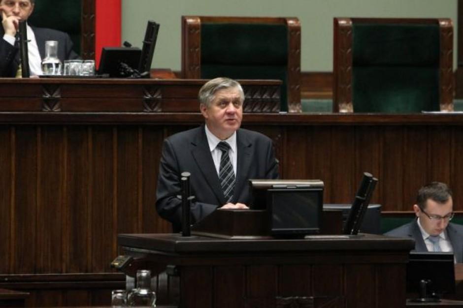 Krzysztof Jurgiel ma plan na Polskę wschodnią?