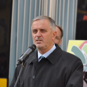 Roman Szełemej - radny miasta Wałbrzych po wyborach samorządowych 2014
