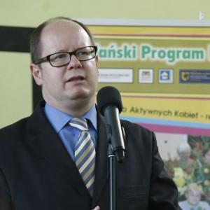 Paweł Adamowicz - radny miasta Gdańsk po wyborach samorządowych 2014
