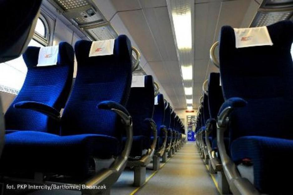 Nowoczesne i komfortowe wagony PKP Intercity. Zobacz zdjęcia