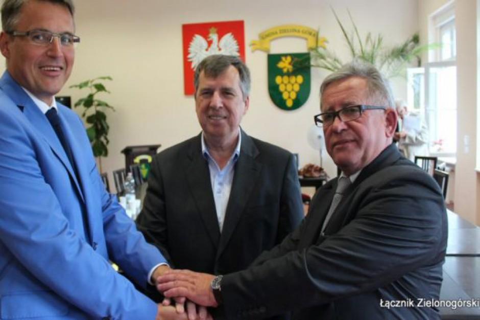 Połączenie miasta Zielona Góra z powiatem stanie się faktem 1 stycznia 2015